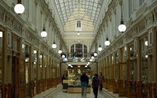 Магазин пассаж – знаменитый универмаг в санкт-петербурге
