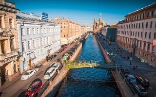 Итальянский мост в санкт-петербурге: фото, история