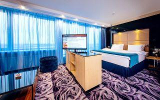 Отель «санкт-петербург» 3 звезды на пироговской набережной