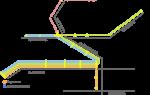 Первый частный трамвай чижик в спб: схема движения