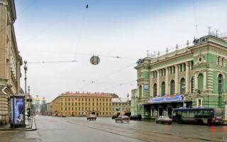 Театральная площадь: история, фото, как доехать