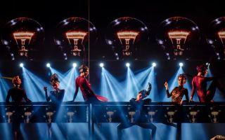 шоу timeless в «ленинград центре» санкт-петербурга