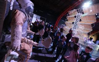 Выставка proкосмос в спб в марте 2019 года