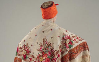 Выставка «платки и шали» в русском музее идет до 11 марта 2019