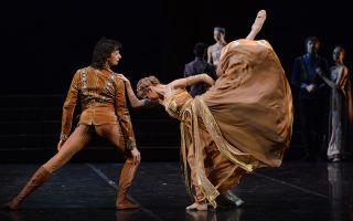 Балет «ромео и джульетта» в михайловском театре