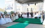 День семьи, любви и верности 2019 в санкт-петербурге