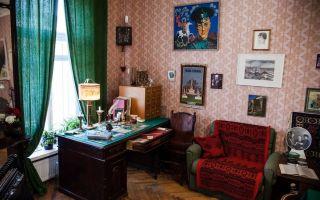 Музей-квартира л.н. гумилева в санкт-петербурге