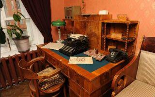 Музей-квартира михаила зощенко в спб – последний дом писателя