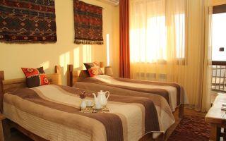 Отель шелковый путь — шикарные условия для комфортного отдыха