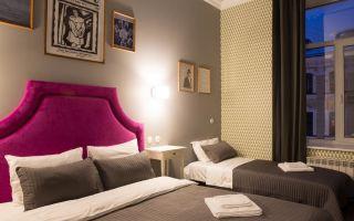 Offenbacher — отель с роскошными номерами на улице восстания