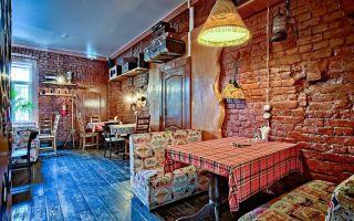 Рестораны спб: хорошие и недорогие, уютные и располагающие