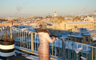 Смотровые площадки санкт-петербурга: платные и бесплатные