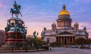 Исаакиевская площадь в санкт-петербурге: достопримечательности
