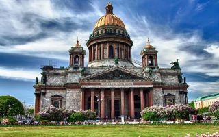 Главные церкви, храмы и соборы санкт-петербурга