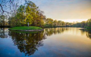 Парк цпкио, санкт-петербург — отличное место для отдыха