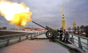 Где стреляет пушка в санкт-петербурге: полуденный выстрел