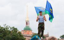 2 августа — день вдв в 2019 году. программа мероприятий в санкт-петербурге