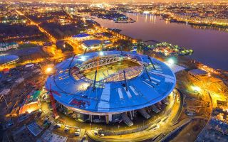 Чемпионат мира по футболу 2019 на зенит арене в санкт-петербурге