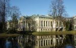 Каменноостровский дворец в санкт-петербурге
