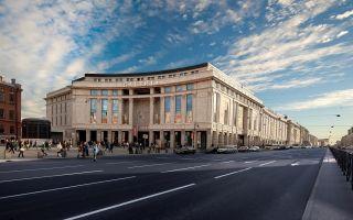 Санкт-петербург шопинг – трц галерея метро площадь восстания