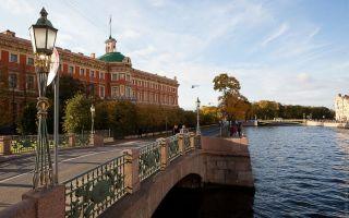 Набережная реки фонтанки: интересный маршрут для прогулки