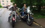 Туристическая прогулка по санкт-петербургу на мотоцикле