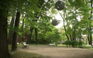Измайловский сад в санкт-петербурге: история, фото, как добраться