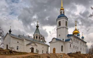 Иоанно богословский череменецкий монастырь
