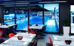 Ресторан mizu акваклуба voda – водный ресторан петербурга