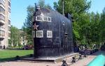 Музей подводных сил россии им а. маринеско в спб
