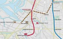 Станции метро юго-западная и путиловская в спб