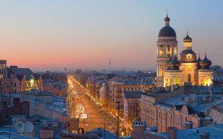 Экскурсия по крышам санкт-петербурга в 2019 году