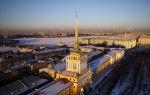 Адмиралтейские верфи — достопримечательность санкт-петербурга
