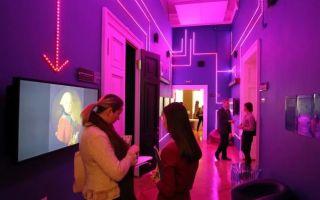 Русский музей: мультимедийный центр в онлайн-формате