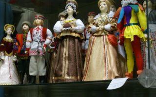 Потешный промысел санкт-петербург – магазин авторских кукол