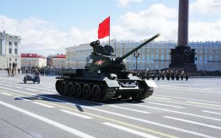Парад на 9 мая в санкт-петербурге в 2019: мероприятия
