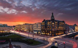 Невский проспект в санкт-петербурге: достопримечательности