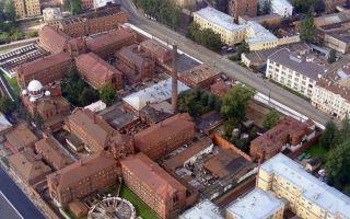 Тюрьма «кресты» в санкт-петербурге: история, фото, экскурсии