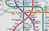 Карта схема метро санкт-петербурга: новая 2019 года