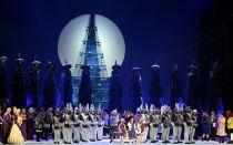 Рождественская сказка в мариинском театре: опера-феерия