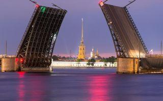 Сколько мостов в санкт-петербурге? фото с названиями