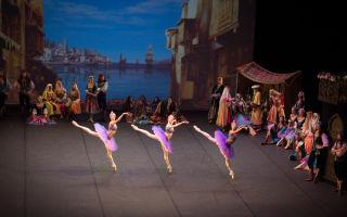 Балет «корсар» в михайловском театре — билеты онлайн