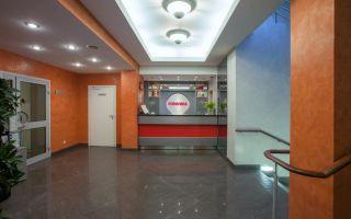 Мармара — отель 3 звезды в элитном деловом центре спб