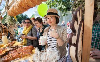 Гид по гастрономическому фестивалю «о да! еда!» в петербурге