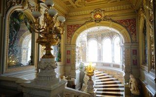 Дворец великого князя владимира александровича в санкт-петербурге