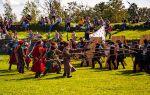 Карельские рубежи: фестиваль исторической реконструкции 2019