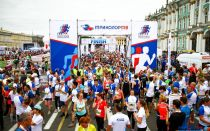28 международный марафон «триколор тв белые ночи» 2019