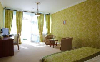 Отель гермес — гостиница в элитном районе санкт-петербурга