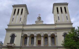 Лютеранская церковь святого петра на невском в спб