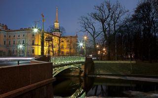 Ночные экскурсии по санкт-петербургу на автобусе зимой и летом